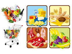 Supermarket-shopping-vector-1