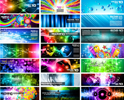brilliant-dynamic-light-effects-card-vector