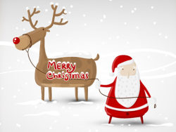 Santa Claus vector design-2