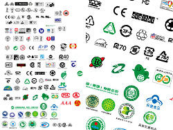 Vector types of certification marks-thumb