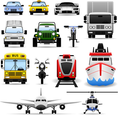 Transport vector design