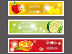 Trend bookmark card vector-thumb