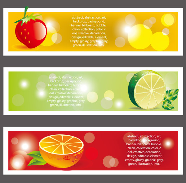 Trend bookmark card vector