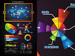 Business data elements vector 02-thub