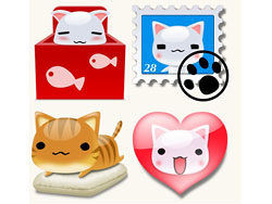 Cats icon png-th