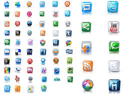 Free exquisite icons vector design-thu