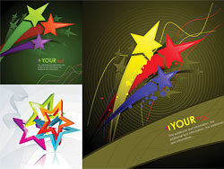 Star-theme-Vector