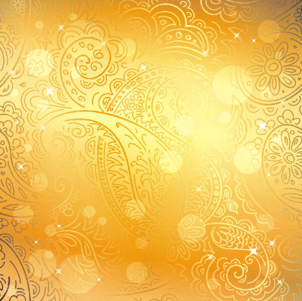 Bright pattern background vector
