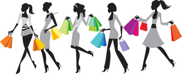 Shopping Bag Vector design