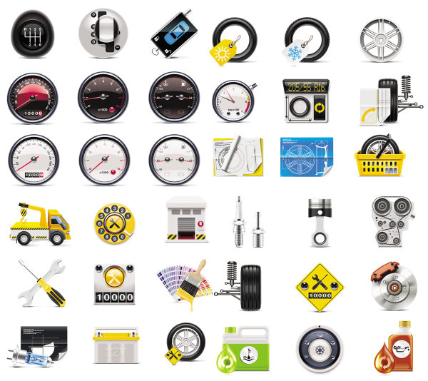 Free Meter tire tool icon